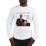 Barack Obama Inauguration Long Sleeve T-Shirt
