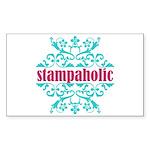 Stampaholic Rectangle Sticker 10 pk)