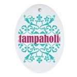 Stampaholic Oval Ornament