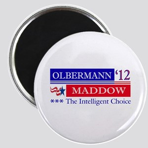 olbermann maddow 2012 Magnet