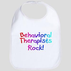 Behavioral Therapists Rock! Bib