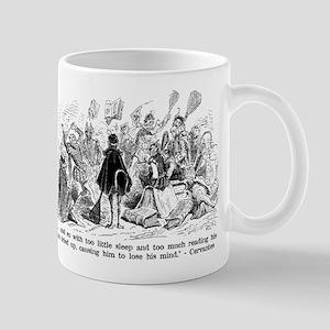 Cervantes Mug