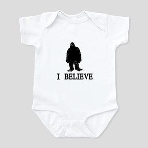 I Believe Infant Bodysuit