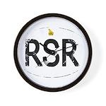 Rhodesia car logo Wall Clock
