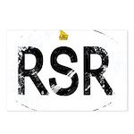 Rhodesia car logo Postcards (Package of 8)