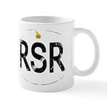 Rhodesia car logo Mug