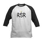 Rhodesia car logo Kids Baseball Jersey
