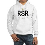 Rhodesia car logo Hooded Sweatshirt