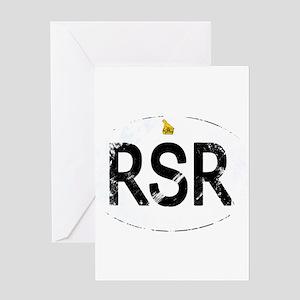 Rhodesia car logo Greeting Card