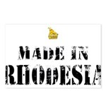 Made in Rhodesia Postcards (Package of 8)