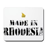Made in Rhodesia Mousepad