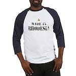 Made in Rhodesia Baseball Jersey