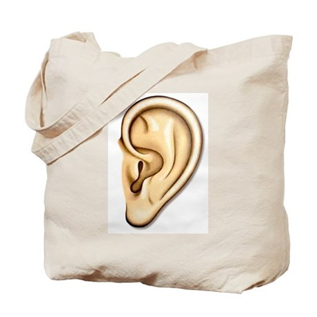 Ear Doctor Audiologists Audio Tote Bag