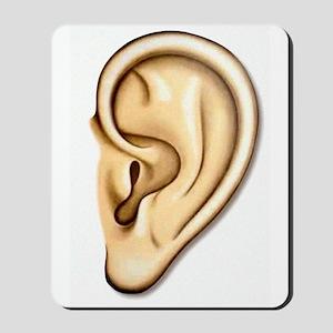 Ear Doctor Audiologists Audio Mousepad