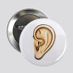 """Ear Doctor Audiologists Audio 2.25"""" Button"""