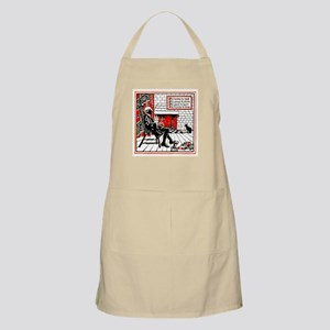 Old Books Old Friends BBQ Apron