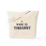 Made in ZImbabwe Tote Bag