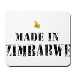 Made in ZImbabwe Mousepad
