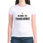 Made in ZImbabwe Jr. Ringer T-Shirt