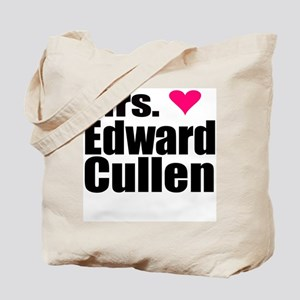 Mrs. Edward Cullen Tote Bag