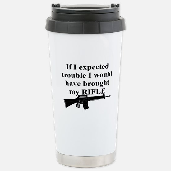 CH-02 Stainless Steel Travel Mug