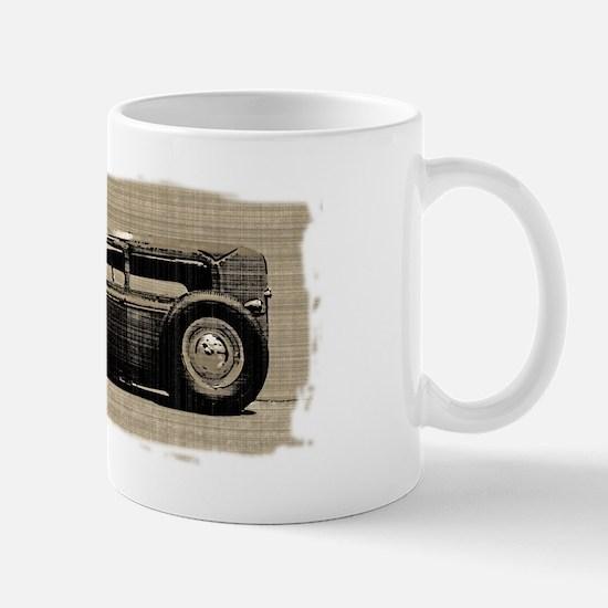 Mug-Vintage Tudor-1