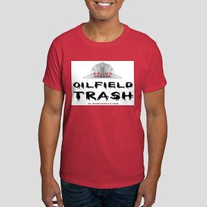 Canada Oil Field Trash Dark T-Shirt
