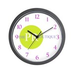Personalized Boutique Wall Clock