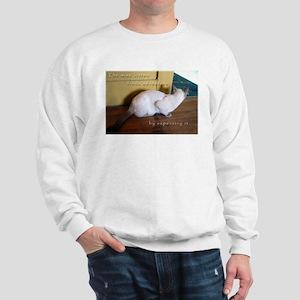Adventurous Siamese Kitten Sweatshirt