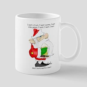 SANTA 2 Mug