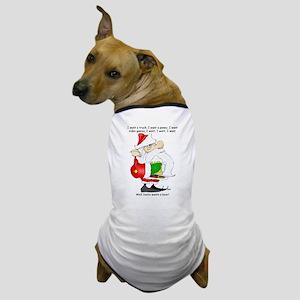 SANTA 2 Dog T-Shirt