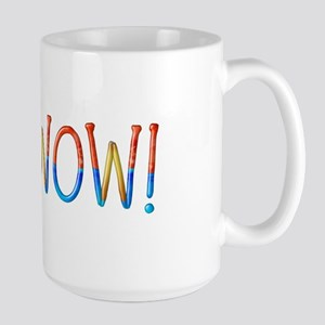 Me Wow! Large Mug