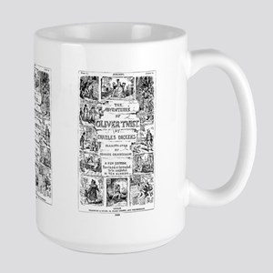 Oliver Twist Large Mug