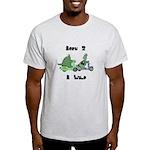Born 2 B Wild Light T-Shirt