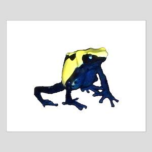 dart frog Small Poster