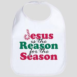 About Jesus Cane Bib