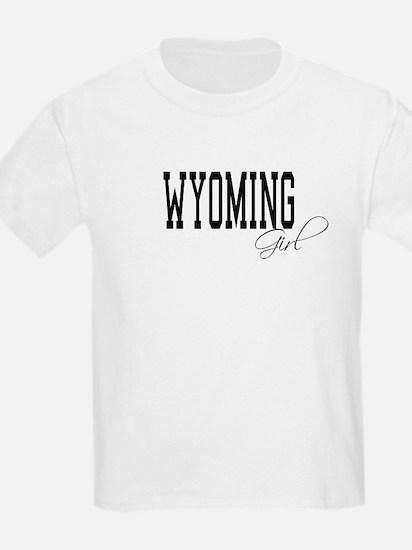 Wyoming Girl T-Shirt