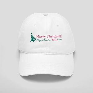 Merry Christmas tree Cap