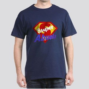 Super Abuela Dark T-Shirt