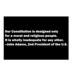 John Adams Quote Postcards (Package of 8)