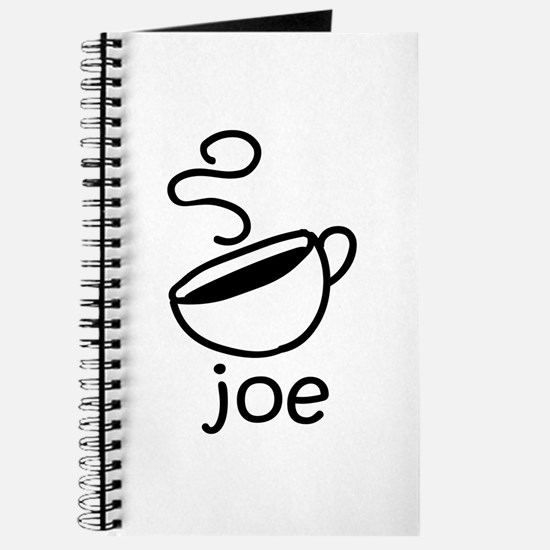 Java Joe Coffee Cartoon Journal