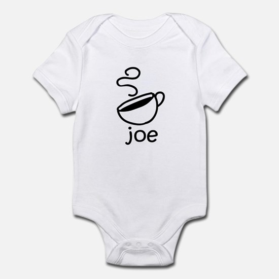 Java Joe Coffee Cartoon Infant Bodysuit