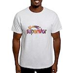 Destroyed Distressed Supersta Light T-Shirt