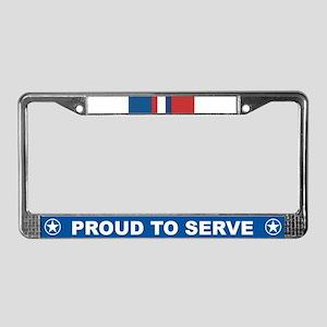 Kosovo Campaign License Plate Frame