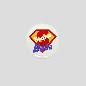 Super Baba Mini Button