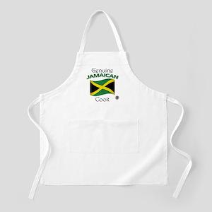 Genuine Jamaican Cook BBQ Apron