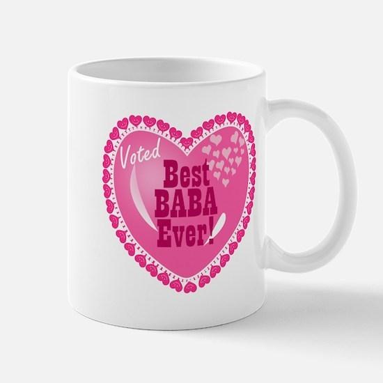 Best Baba Ever Mug