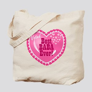 Best Baba Ever Tote Bag