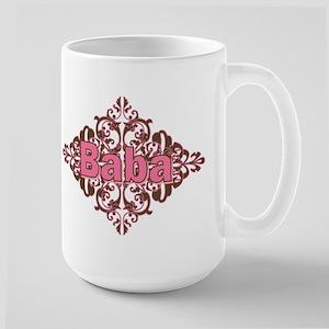 Personalized Baba Large Mug