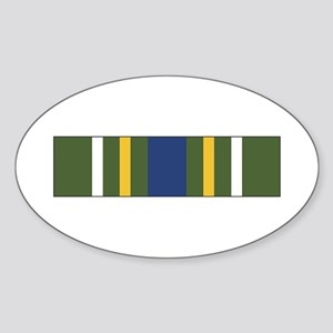 Korean Defense Oval Sticker
